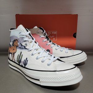 Converse Chuck 70 Hi Twisted Resort Sneakers NWT
